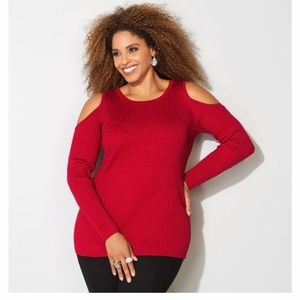 Red Sweater Red Size 22/24